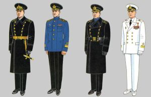 Soviet Army Uniforms 34 by Peterhoff3