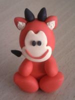 Devil fimo by bimbalove81