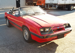 1986 Mustang Convertible - XV by Walking-Tall