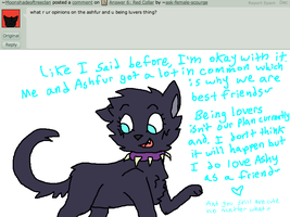 Answer 17: Ashfur by ask-female-scourge