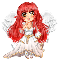 PC - Chibi Momo by Kih-Nagasah