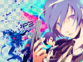 Persona 3 Wallpaper by Ziodyne1991