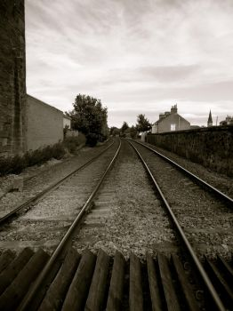 Tracks to the North by HappySnapper74