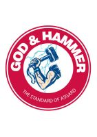 god and Hammer by biotwist