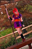 Autum Ninja by WindoftheStars