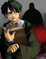 HP-half blood prince by koenta