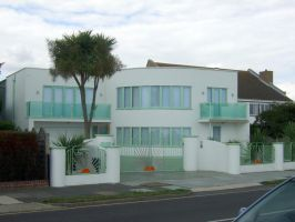 art deco homes 3 by Sceptre63