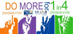 Do More for 1 in 4 by JayFordGraphics