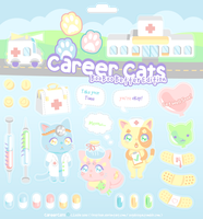 Vector - Career Cats 2.0 by firstfear