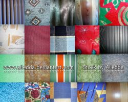 Patterns set 2 by Ailedda