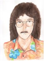Weird Al Yankovic by Denigirl