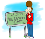 Welcome by JeanSlayer