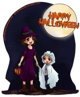 Happy Halloween '14 by Lucia-95RduS