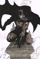 Batman by Ed-Benes-Studio