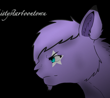 Mistystar eye-glow animation test by SimplyMisty
