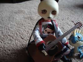 not gonna write you a love song by Rilianne