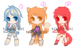 Adopts Batch //1//  [CLOSED] by Nachi-chi