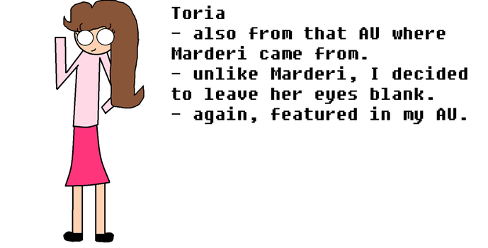 Toria by february-6555