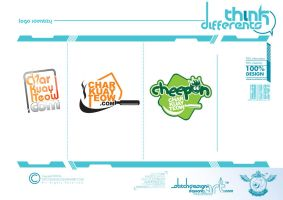 logo ceepon char kuew teow by stitchDESIGN