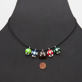 Game Necklace 2 by pongojam