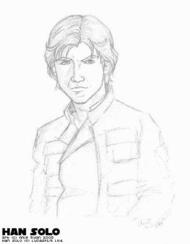 Han Solo, Smuggler.. by amiry