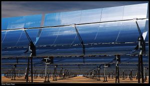 Solar Power Plant by Const
