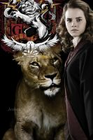 Hermione Granger Pride by JessicaSnapex21
