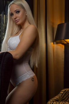 White Bodysuit by wphotography