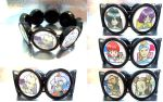 Pokemon Gym Leader Bracelet - Second Generation by BlackManaBurning