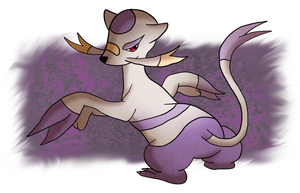 Mienshao by yuefye