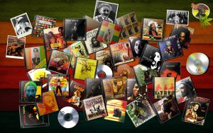 Wall Of Reggae by somboo