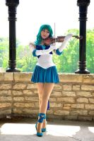 Sailor Neptune by MomoKurumi