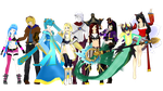 (MMDxLeague of Legends) But that squad doe.... by naruchan101