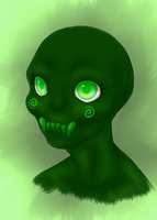 Cherub Rehash: Cutie Calliope by SanchaySquirrel