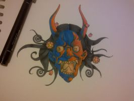 Hannya by conscience111