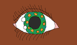 Rnee's eye by PythonEMelon