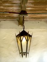 antique lamp by clandestine-stock