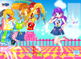 Wonderland Escapade Dress up Game by willbeyou