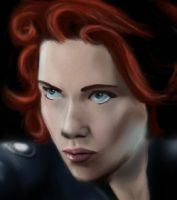 Avengers Black Widow by ktmadden