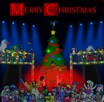 Merry Christmas 2014 by BluebottleFlyer