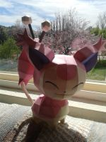 Sitting Skitty by Amber2002161