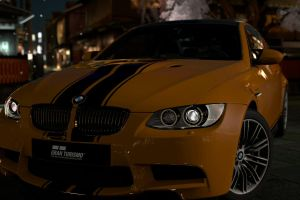 BMW M3 chromeline. GT5 by daz1200