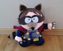 The Coon by AmaniWarrington