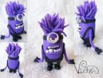 Evil Minion by VictorCustomizer