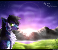 My Land, my Home ... (AT for Rend-Lostuck) +SP! by SMASH-ii