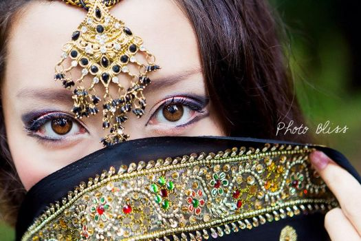 Indian Bride 14 by Photo-Bliss