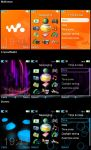 SE Walkman theme by dobee