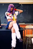 Kanou Unchou by GinaBCosplay