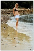 Samantha - beachwalk 1 by wildplaces