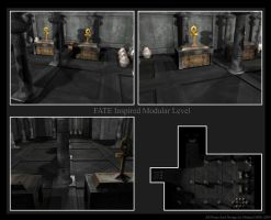 Fate Inspired Level by assassin-sylk